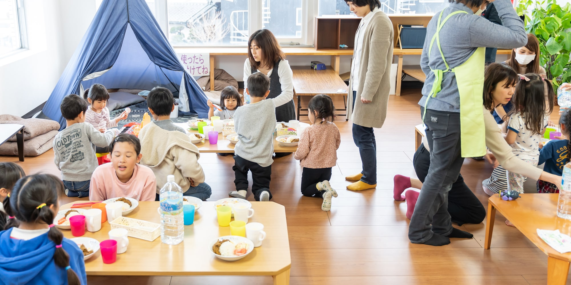 子供 食堂